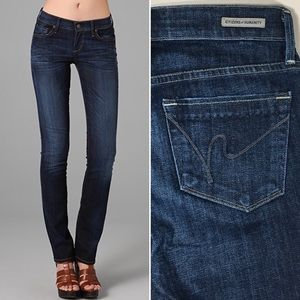 Citizens of Humanity Jeans Ava Straight 24 x 33